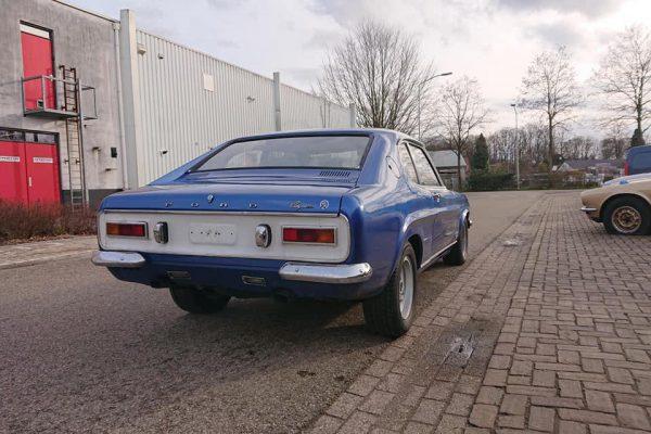 Ford CAPRI 2600 RS 1972