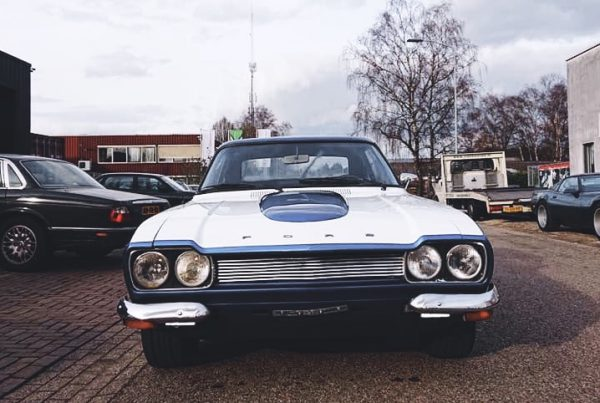 Ford CAPRI 2600 RS 1972