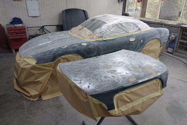 Jaguar XK8 010