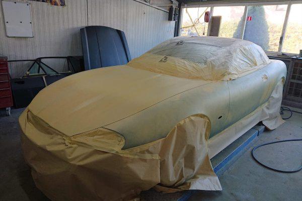 Jaguar XK8 012