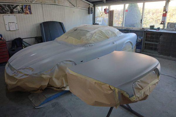 Jaguar XK8 017