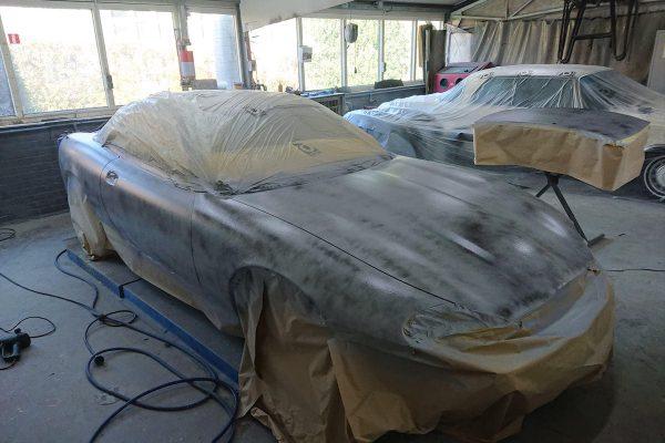 Jaguar XK8 018