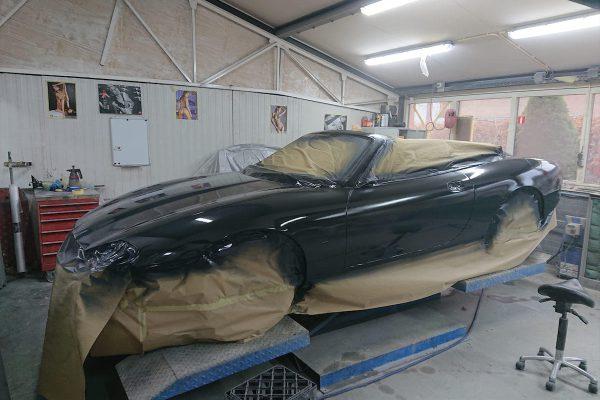 Jaguar XK8 020