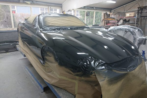Jaguar XK8 022