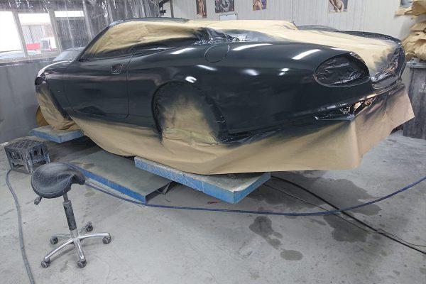 Jaguar XK8 023