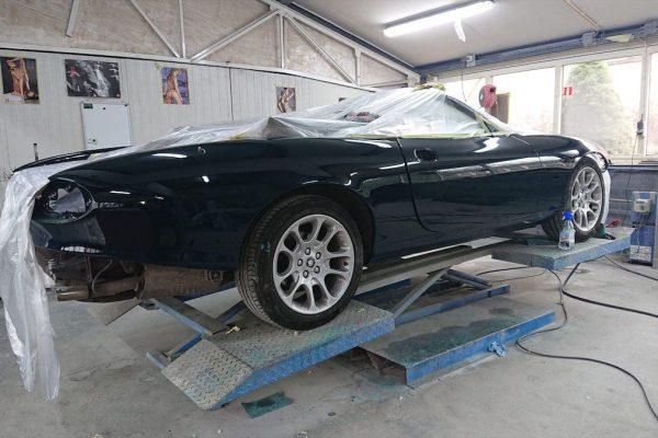 Jaguar XK8 024