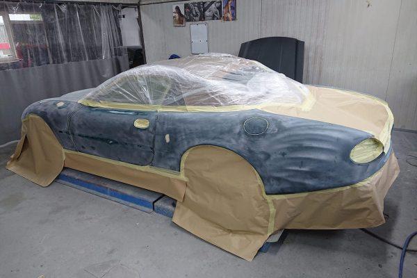 Jaguar XK8 07