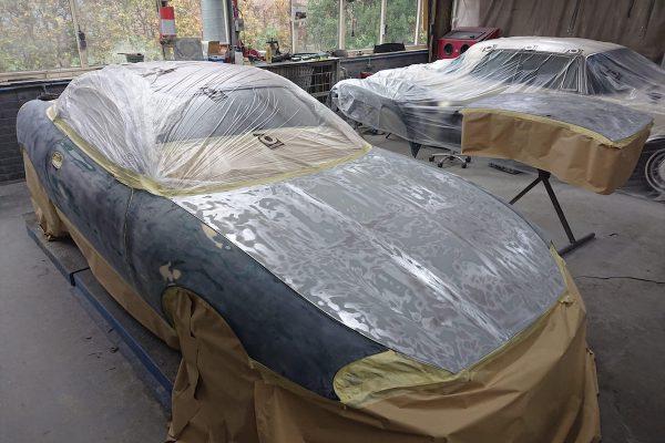 Jaguar XK8 09