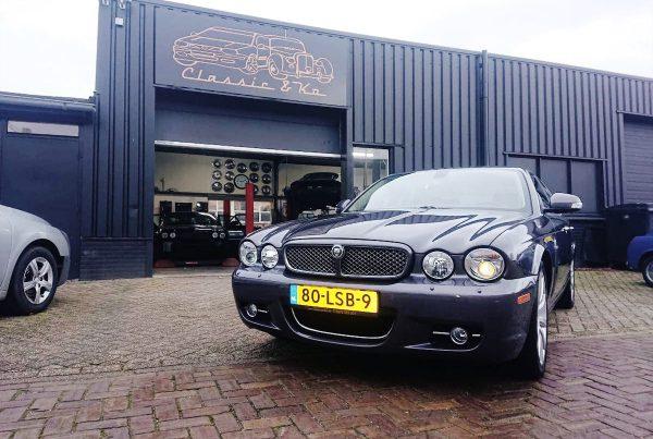jaguar xj sovereign v8 4.2